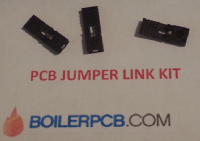 Jumpers for Setting PCBs (Pack of 3 Jumpers)